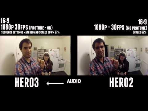 GoPro Hero3 Black Edition Low Light u0026 Audio - Side by Side Comparison Test/Review  sc 1 st  Pinterest & 40 best life with gopro 3 hero black images on Pinterest | Gopro ... azcodes.com