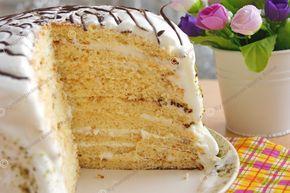 Для тех, кто не пробовал еще этот тортик - ну какой же он вкусный! Просто не передать словами! К тому же очень прост и быстр в пригото...