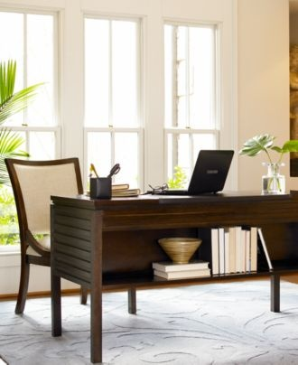 Lansing Home Office Furniture Collection - furniture - Macy's