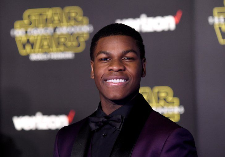 Pin for Later: 25 Celebrity Role Models Under the Age of 25 John Boyega, 24