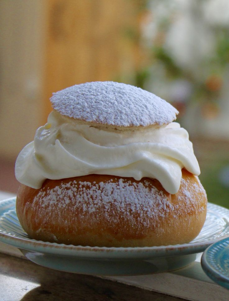 Semlor: Traditional Swedish Fat Tuesday Buns