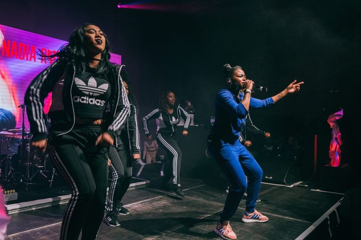 Live Gallery: Nadia Rose @ Village Underground 20/04/17 - Notion Magazine