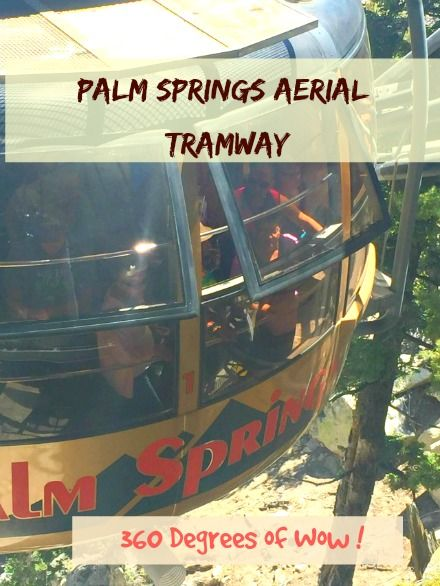 MAPLE LEOPARD: Palm Springs Aerial Tramway: 350 Degrees of Wow