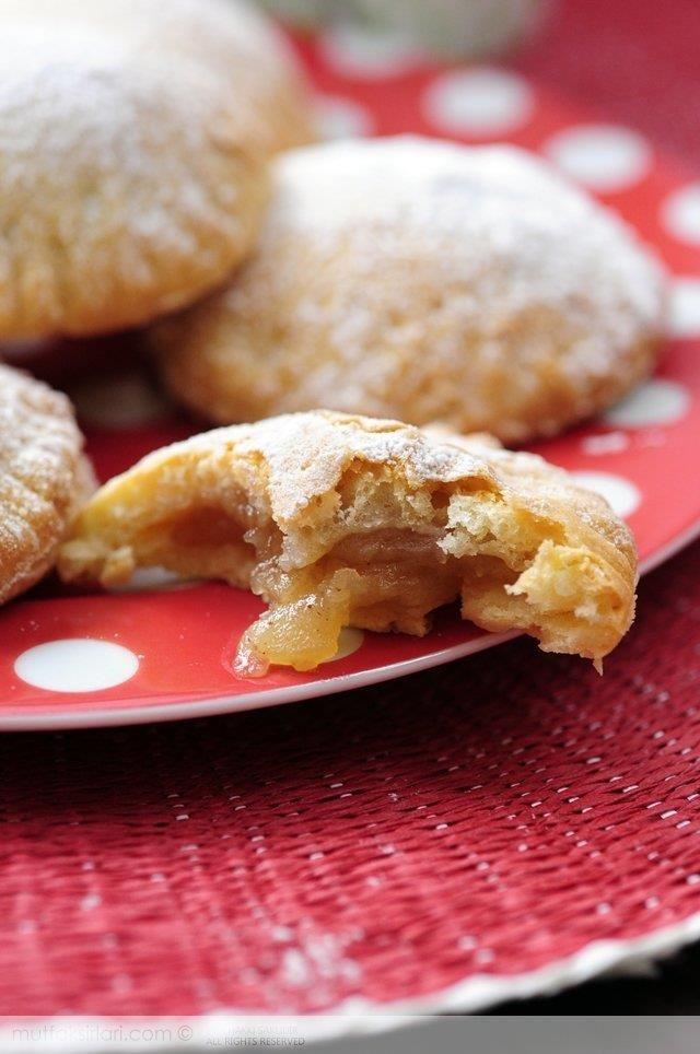 Elmalı Puf Kurabiye Tarifi | Mutfak Sırları