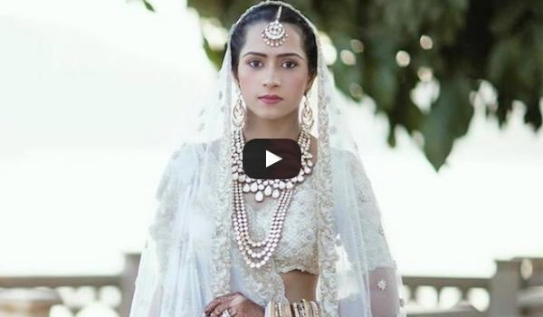 A Traditional Indian Bridal Wear To Remember For Life