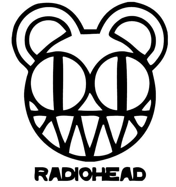 The 50 Best Band Logos of All Time - Radiohead