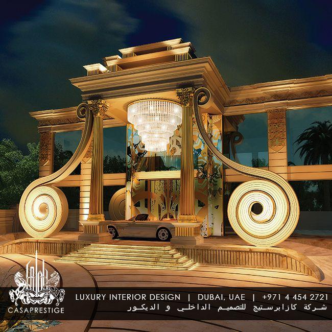Luxury in Dubai   #zacbacon #placerluxuryproperties #interior