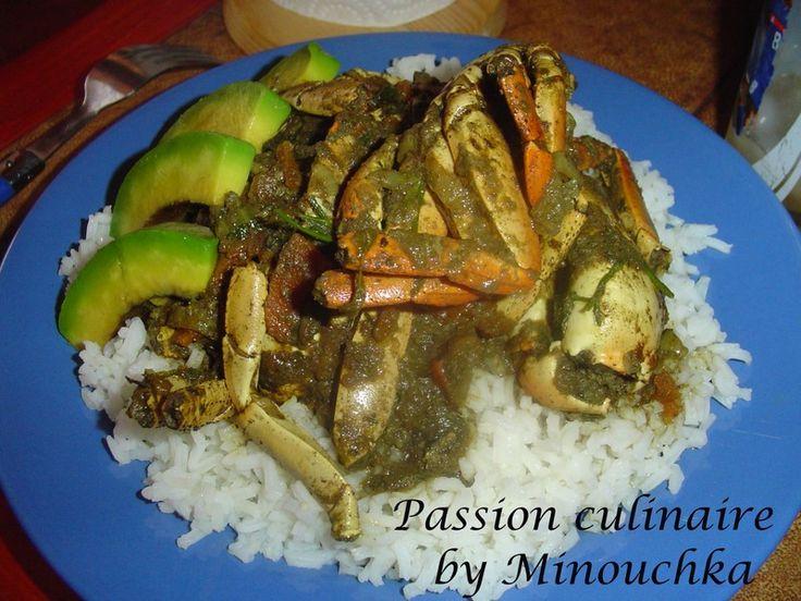 Matété ou matoutou de crabes - Passion culinaire by Minouchka
