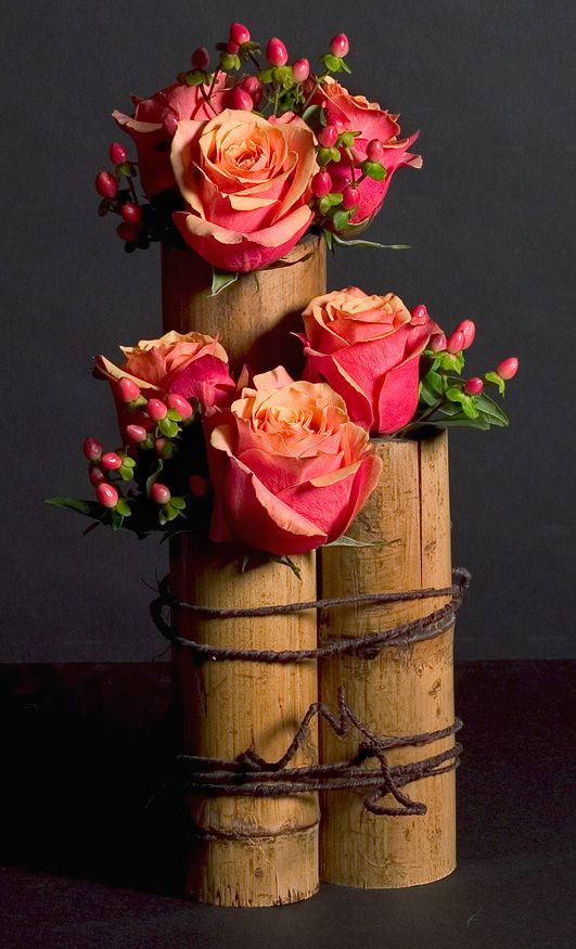 Best 25+ Bamboo centerpieces ideas on Pinterest | Modern floral ...