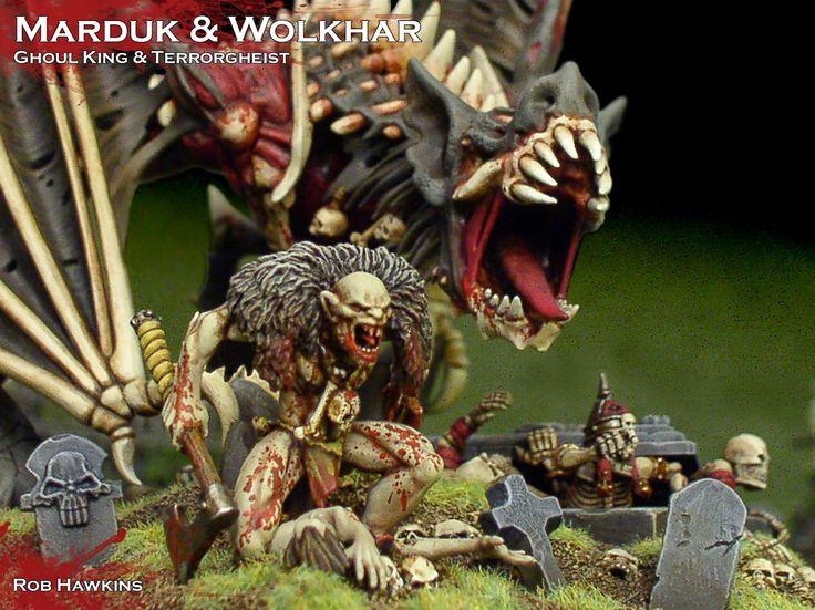 Rob Hawkins Hobby: Vampire Counts