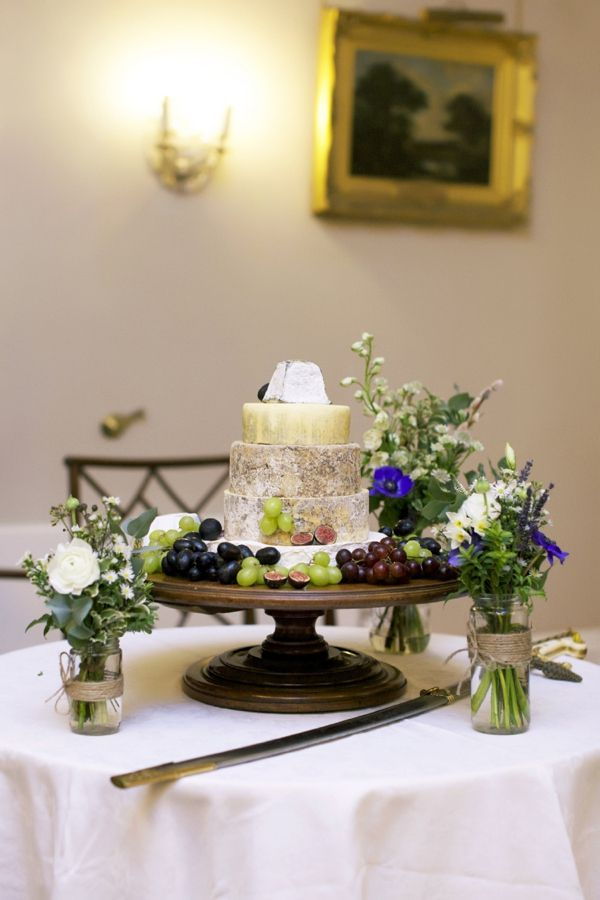 Green Personal Scotland Wedding Cheese Tower Cake http://www.kimberleybrand.com/ http://www.hotchocolates.co.uk http://www.blog.hotchocolates.co.uk  #wedding #weddings #bigday #bride