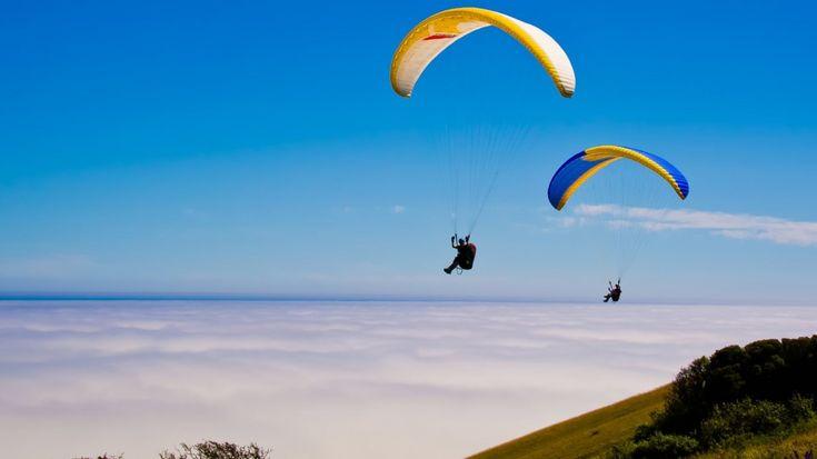 1 Day Paragliding Tour in Kamshet Near Mumbai >>># Paragliding #KamshetNearMumbai