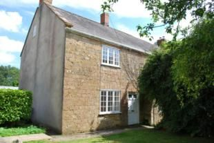 Spring Cottage in Waytown (near Netherbury) between Beaminster and Bridport. Dates back to 1740!