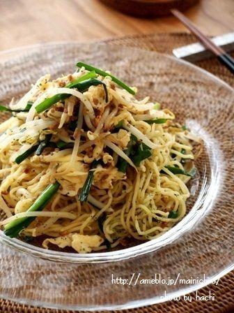 中華麺で作るお手軽パッタイ風焼きそば』 by hachiさん | レシピブログ ...
