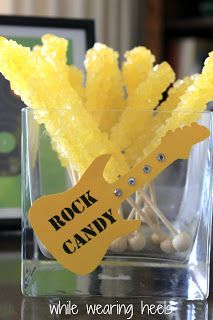 While Wearing Heels: Rock A-Bye-Baby Shower