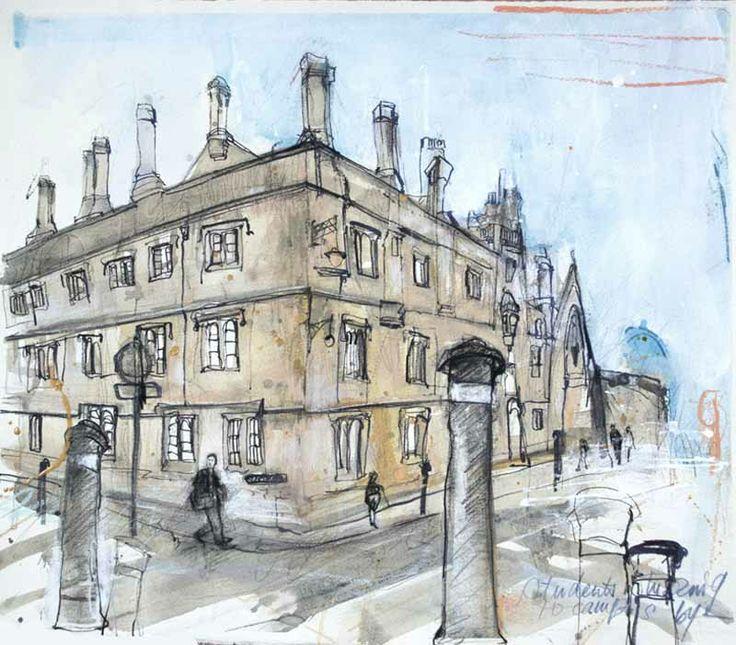 Junction Art Gallery - Kelly Stewart 'Market Street'