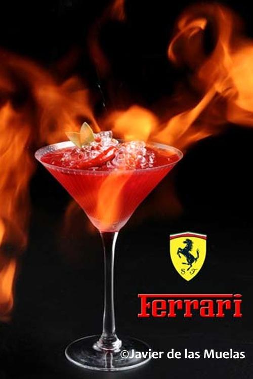 creaciones exclusivas cocktail ferrari cocktails
