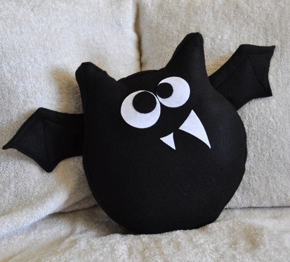 bat pillow!