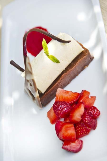 Divine #desserts at Divani Palace Acropolis Hotel #Roof Garden!  #Athens #Greece #DivaniCollectionHotels http://divaniacropolishotel.com/dining.html