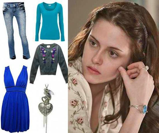 Say what you want about Bella Swan's character, but in the first movie, she had awesome style!