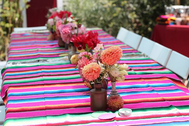 baby showers mexicans themed baby showers tables mexicans baby