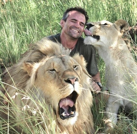 Lion Love with Kevin Richardson