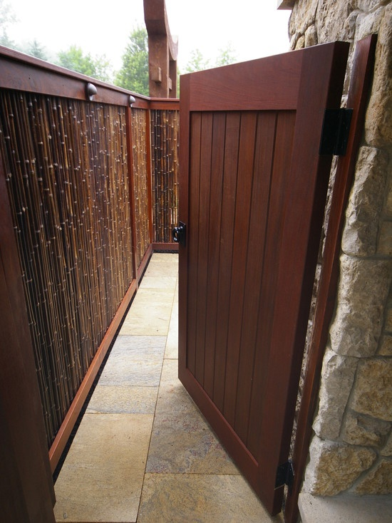 95 best bamboo fences images on pinterest bamboo fencing decks asian spaces bamboo design pictures remodel decor and ideas page 21 workwithnaturefo