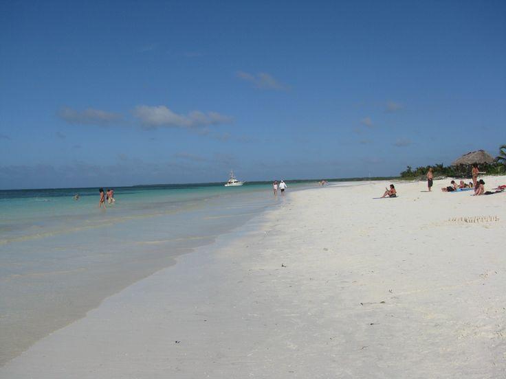 Cay Blanco