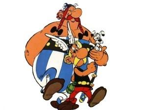 Asterix et Obelix!!