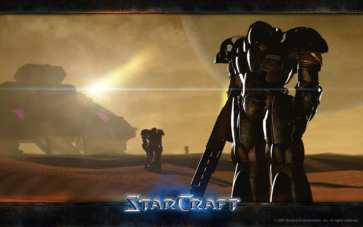 Starcraft - by Blizzard Entertainment