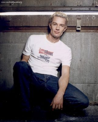 James Marsters. I had such a crush on him back in the day as Spike.