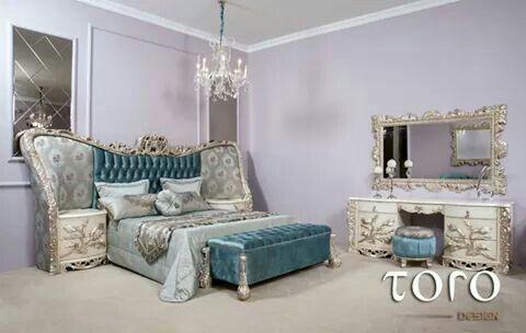 Dormitorul Hurrem este perfect executat din materiale de inalta calitate si cu un design clasic dar in acelasi timp inovator.  Pentru mai multe modele va asteptam sa ne vizitati! #Bd.Pipera25A, www.torodesign.ro