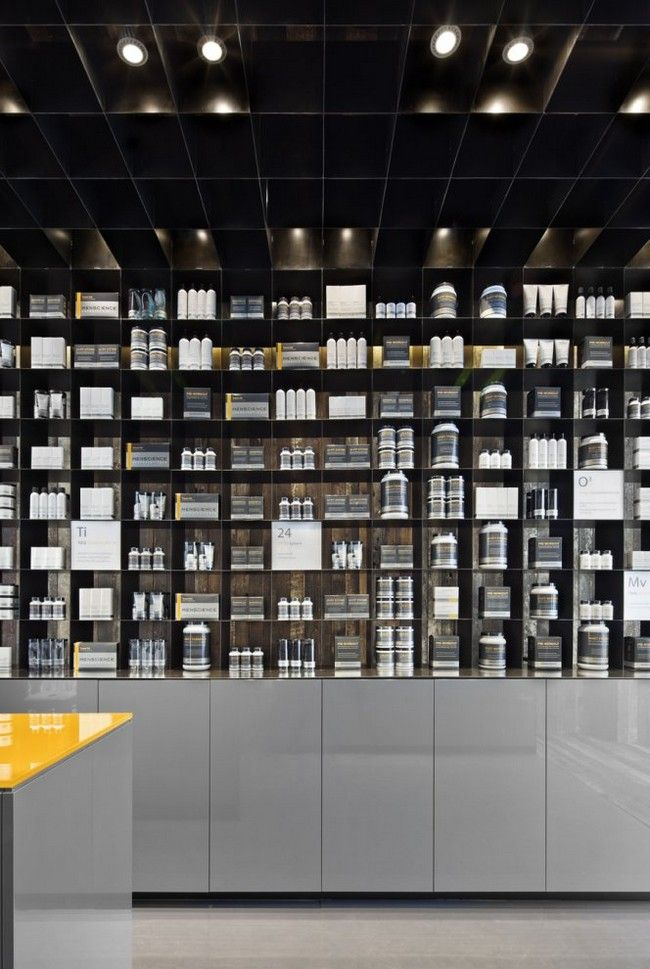 MenScience Flagship store by HWKN 05