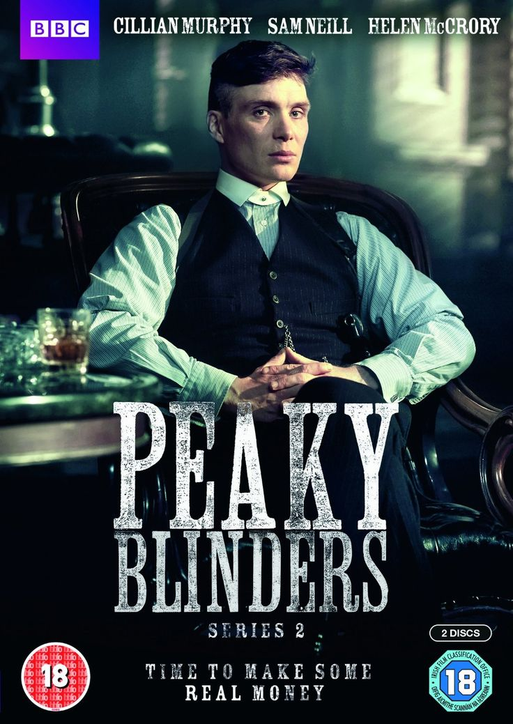 Peaky Blinders - Series 2 [DVD]: Amazon.co.uk: Cillian Murphy, Tom Hardy, Helen McCrory, Paul Anderson, Annabelle Wallis, Sophie Rundle, Joe Cole, Charlotte Riley, Ned Dennedy, Benjamin Zephaniah, Noah Taylor, Colm McCarthy, Laurie Borg, Steven Knight: DVD & Blu-ray