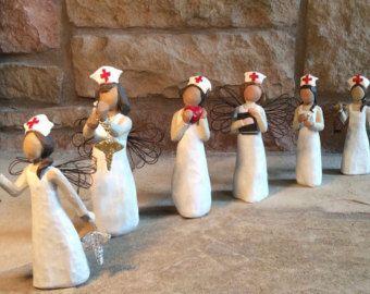 Nurse RN Graduation Gift or Birthday Gift - Choose the Figurine or Customize
