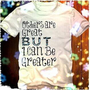 Quote tshirt