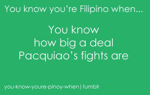 You know you're Filipino when... - Page 7 of 8