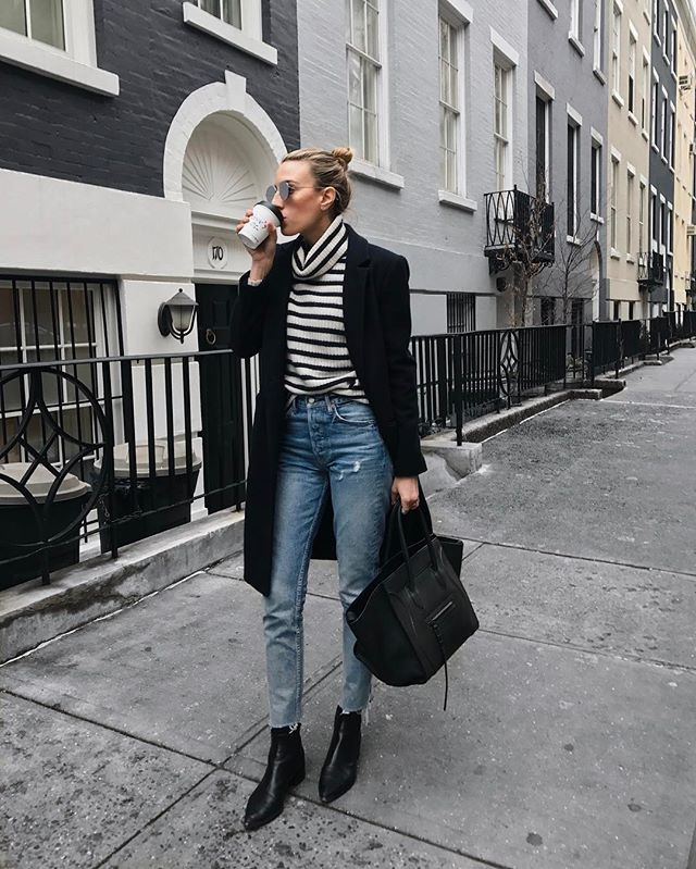 Busy day in pre-fall fittings. Thank goodness for my go-to ☕️americano. Now off to dance 😂💃🏼 #mindbodyswag | http://liketk.it/2qacN @liketoknow.it #liketkit