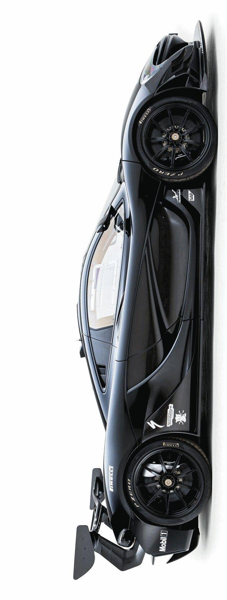 (°!°) 2016 McLaren P1 GTR