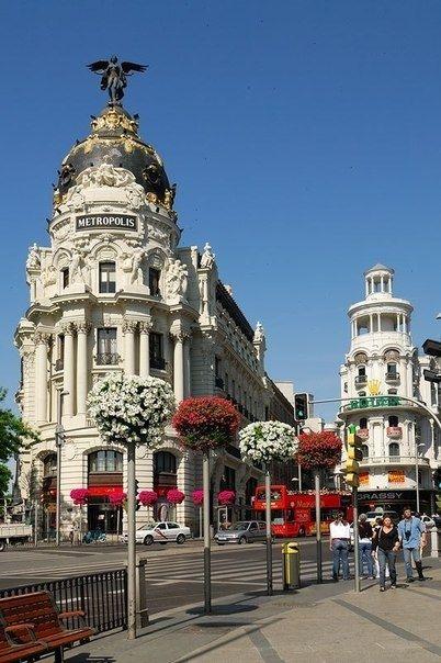 Испания, Мадрид - Путешествуем вместе