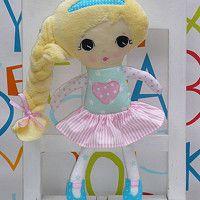 Zboží prodejce 3Bears / Zboží | Fler.cz fabric doll, textile doll