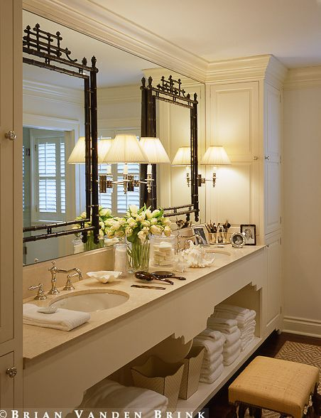 CAN WE DO SHEET MIRROR WITH FRAMED MIRRORS ON TOP?