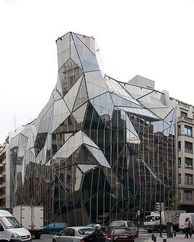 Juan coll daniel guti rrez zarza barreu sede del departamento de sanidad bask h k meti sa l k - Estudios arquitectura bilbao ...