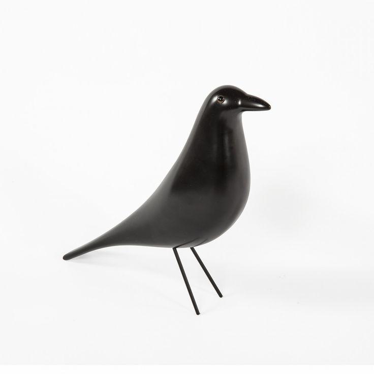 "Charles and Ray E., ""Case Study"" Bird - Black"