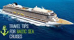 Travel Tips for Baltic Sea Cruises @homelifeabroad.com #balticsea #cruise #travel