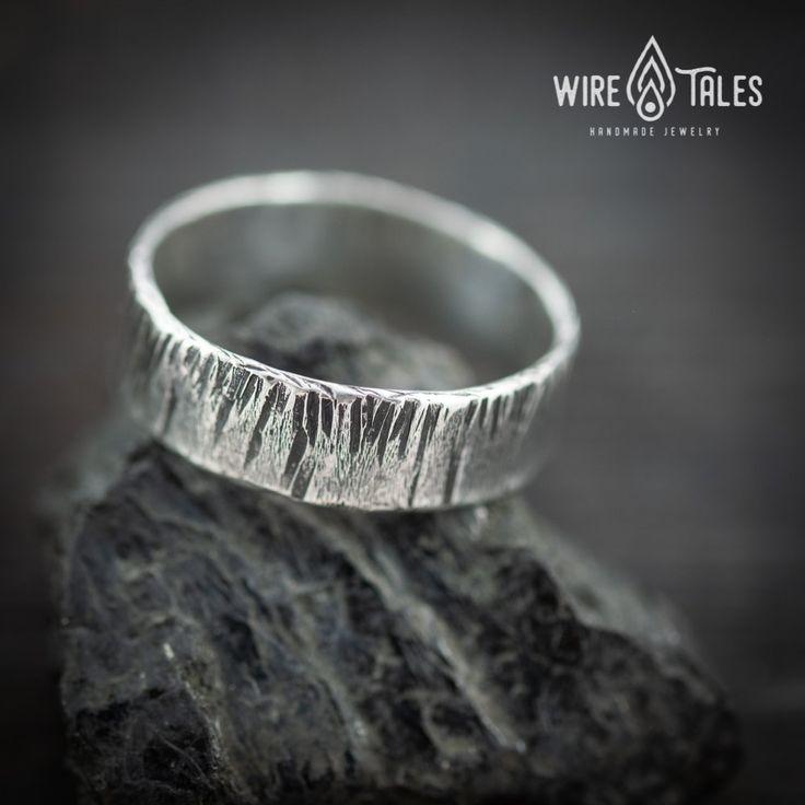 Mens Silver Ring, handmade jewelry, Mens gift, Boho rings, Boyfriend gift, Gift for women, girlfriend gift, Sterling silver ring, Bohemian