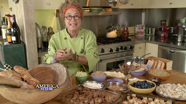 Stale bread? Make dessert! Susan Feniger's #recipe for Apple Walnut Capirotada - AmericaNowNews.com