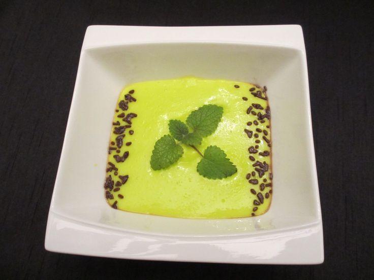 Flan à la pistache : Diet & Délices - Recettes dietétiques