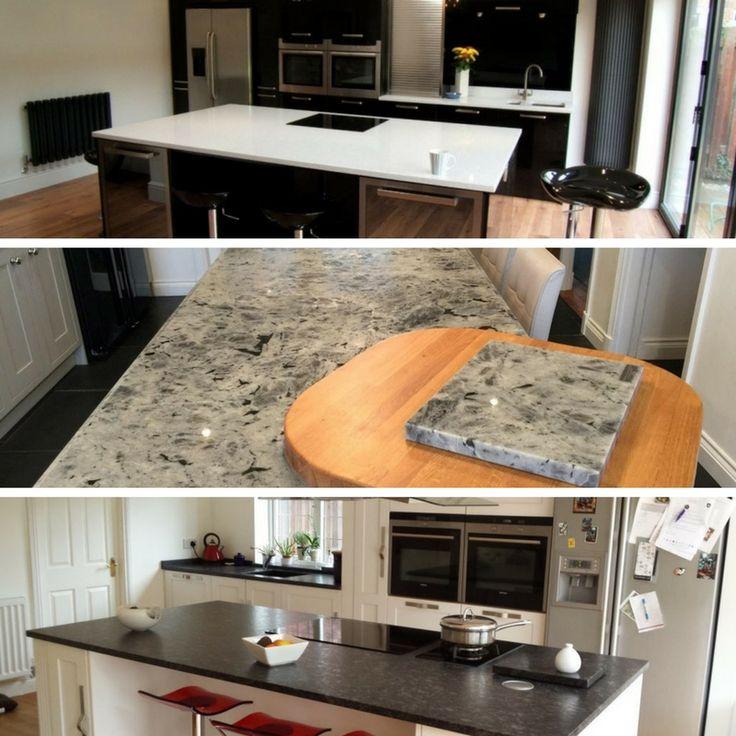 Granite Kitchen Worktops Images: 42 Best Awesome Kitchen Islands Images On Pinterest