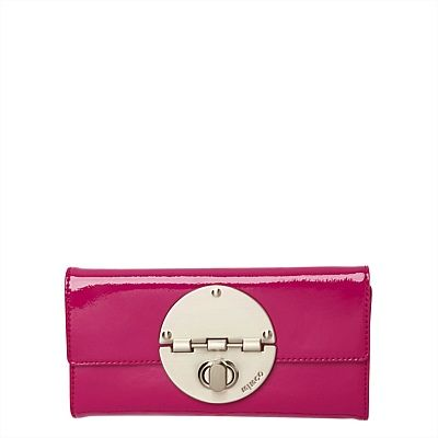 Large Turnlock Wallet #mimcomuse When you want to be practical but you still need to shine.